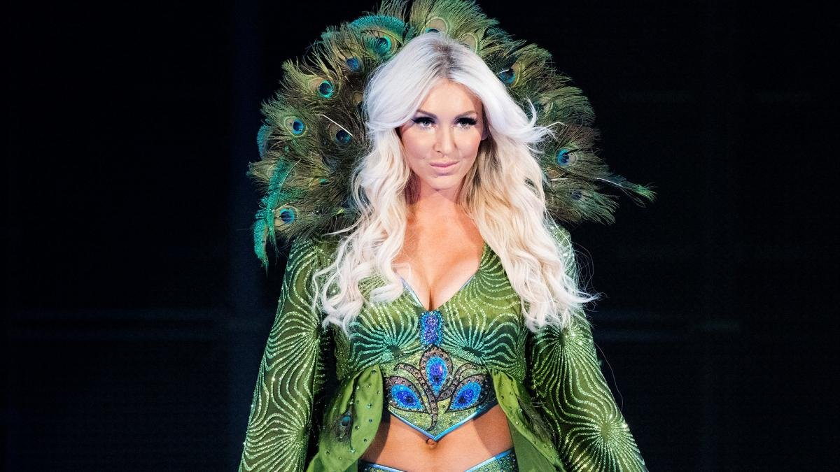 Charlotte Tweets WrestleMania 37 Update