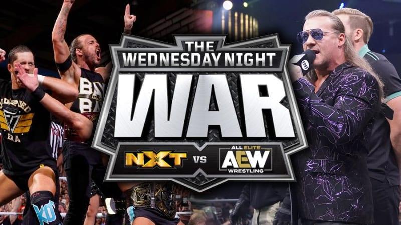 WWE Running Scared of AEW?